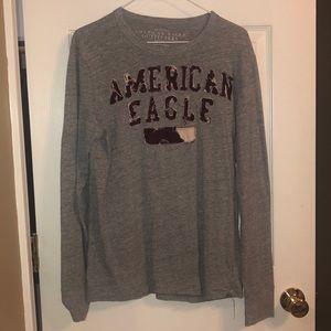 🍉men's American Eagle long sleeve